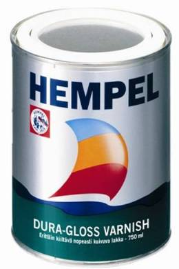 HEMPEL Dura-Gloss Varnish 750ml