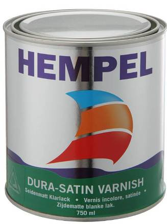 HEMPEL Dura-Satin Varnish 750ml