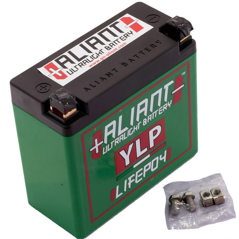 Aliant Ultralight YLP24 lithiumakku