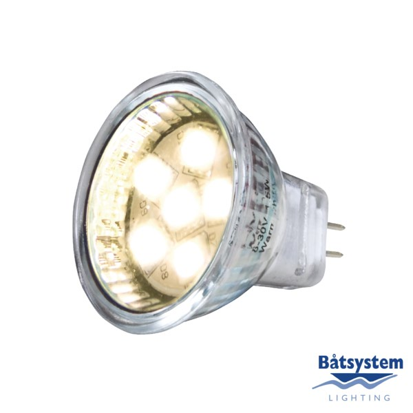 BÅTSYSTEM LED MR 11 UMPIO SMD 8-30V
