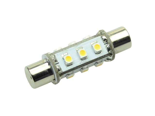 S-LED12 POLTIN FESTOON AQUA SIGNAL42MM