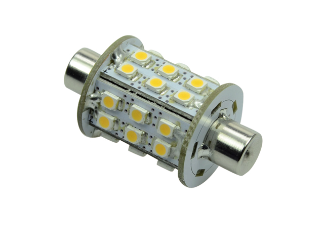 S-LED 30 POLTIN 10-30V AQUA SIGNAL 42MM