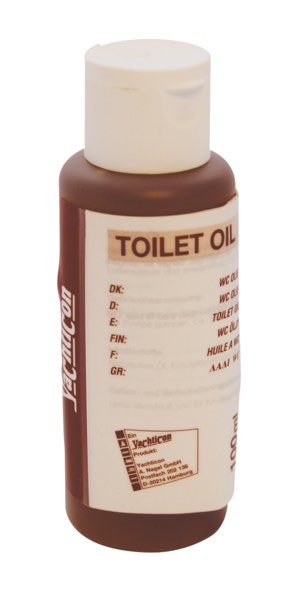 YACTICON WC-ÖLJY - 100ml.