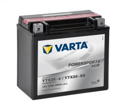 VARTA MP Powersport AGM   18Ah / 250A (YTX20-BS)
