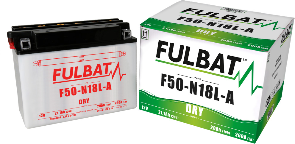 FULBAT MP  20Ah / 290A