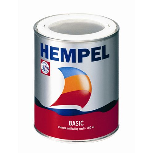 HEMPEL Basic antifoul.maali 750ml vihreä