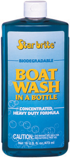 STARBRITE BOAT WASH 473ml