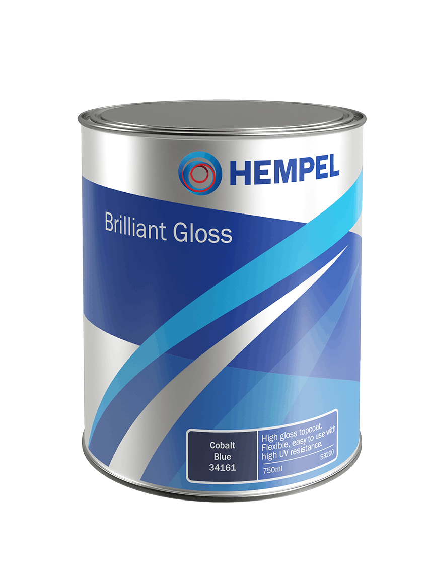 HEMPEL BRILLIANT GLOSS Pure White 0,75L