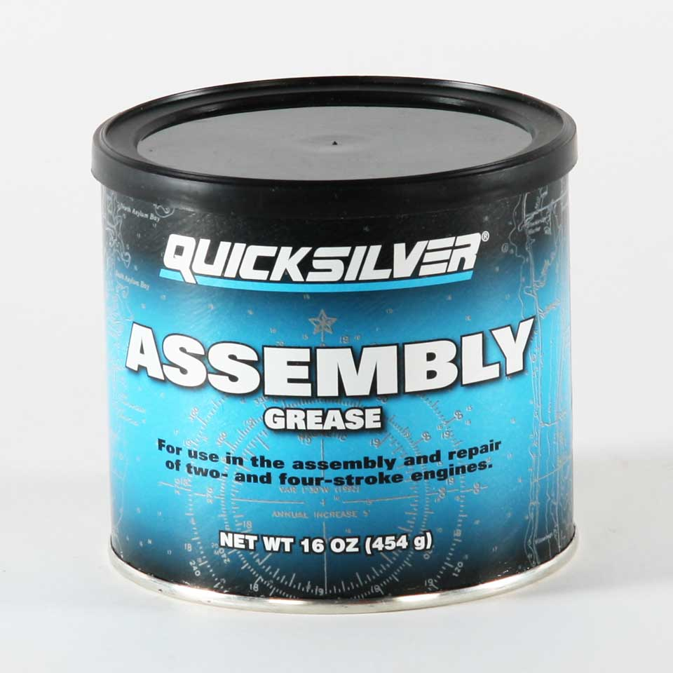 QS ASSEMBLY GREASE 454g