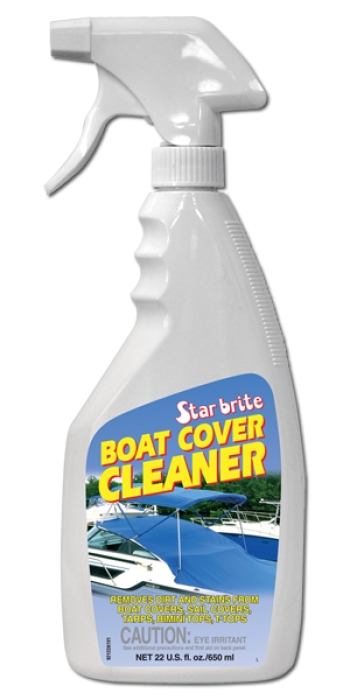 STARBRITE BOAT COVER CLEANER 650ml