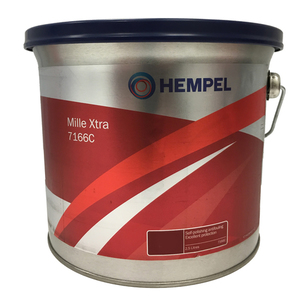 HEMPEL Hard Racing Xtra Antifoul.maali 2,50L Black