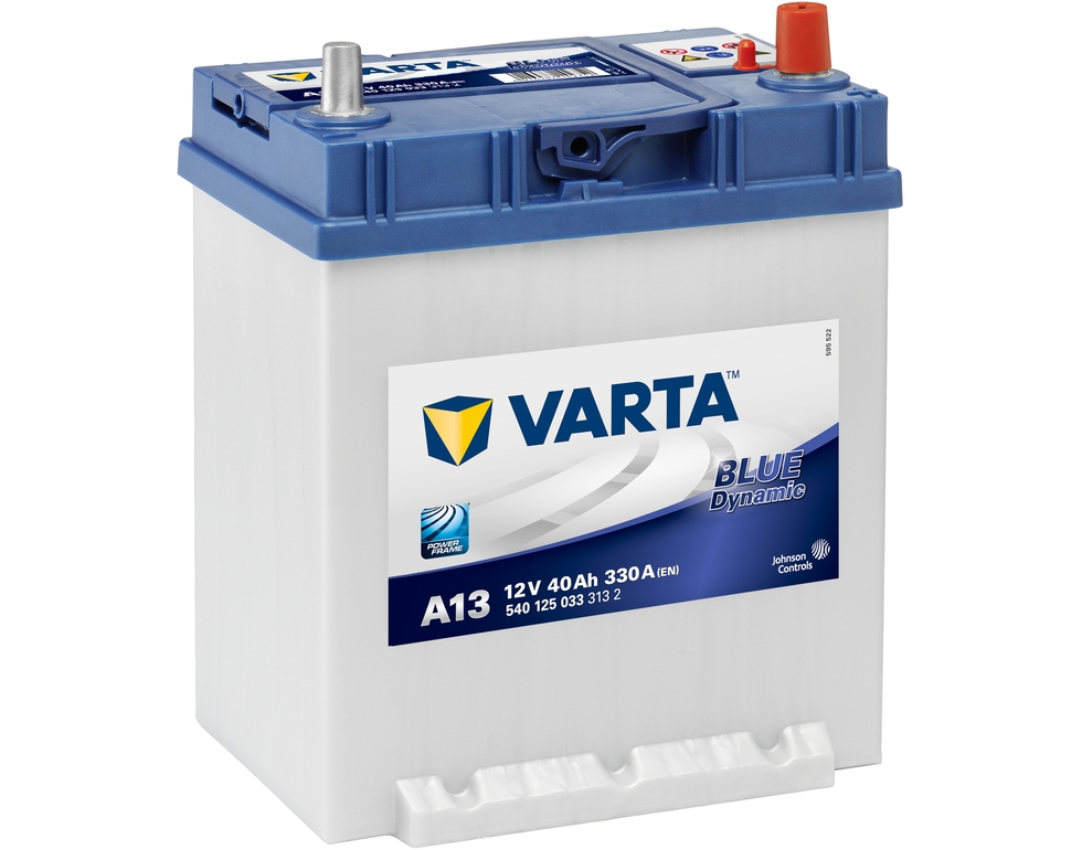 Varta BLUE DYNAMIC 40Ah / 330A