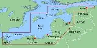 Garmin Bluechart G2 Baltian Kartta Akku Teho Marine Oy Kaikkea