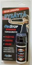 FINSTOP STRONG TURVASUMUTIN 48ml