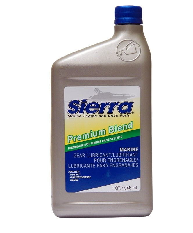SIERRA Premium Gear Lube  946ml